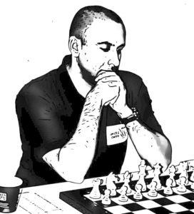 Edwin Fernando David online sjakktrening