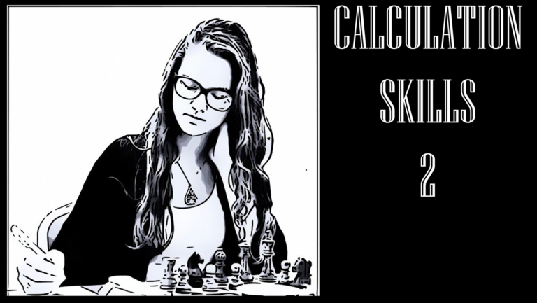 WIM Marina Gajcin – Calculation skills 2