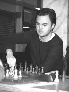 FM Eivind Olav Risting - GM Rune Djurhuus 1 - 0
