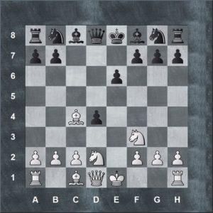Fransk Tarrasch med 6... Dd8