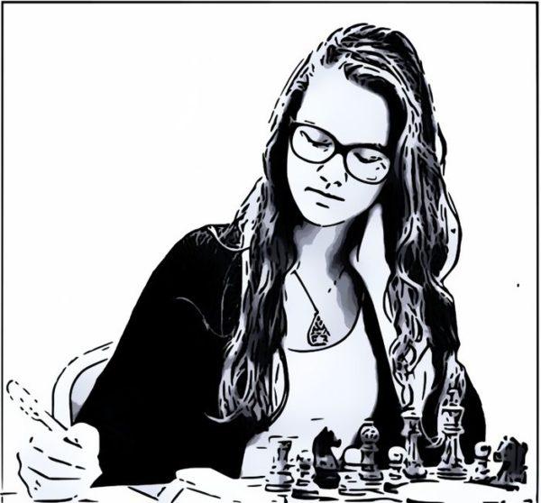 Woman International Master Marina Gajcin