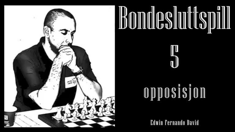 Bondesluttspill 5 – opposisjon