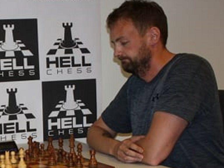 «Praha Open i januar har blitt en årlig tradisjon for meg og noen sjakkvenner»