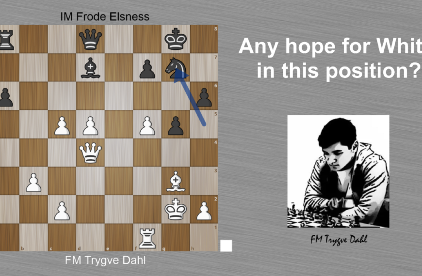 Fagernes Chess International 2020 5-9