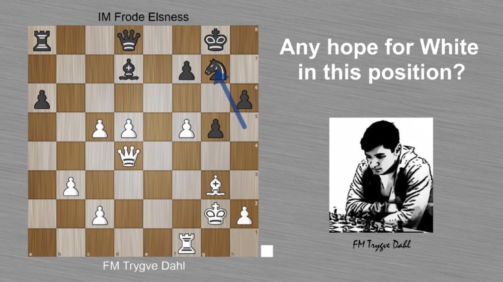 Fagernes Chess International 2020 5-9