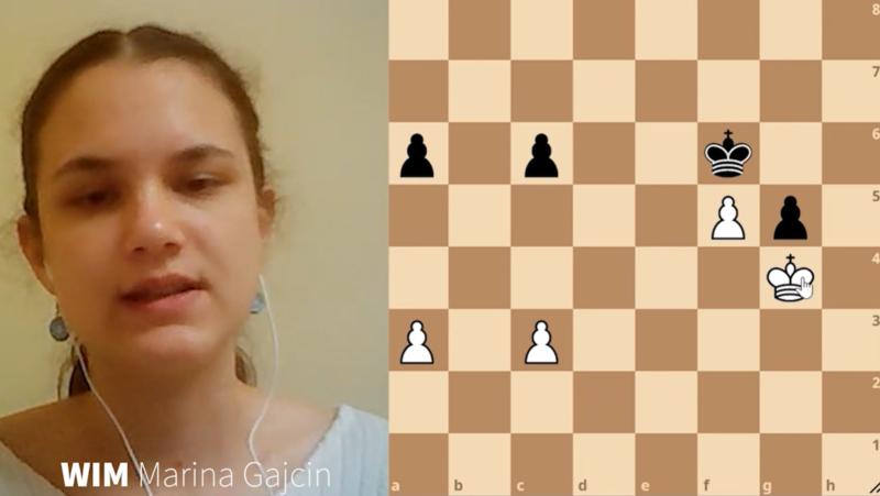 Pawn play - draw