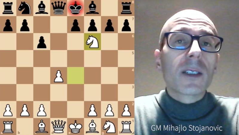 White against Caro Kann 4… Nf6